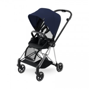 cybex_mios_chrome_-_midnight_blue