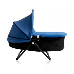 zen-carrycot-floor-blue-reclined-profile